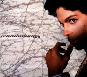 PRINCE Musicology CD BRAND NEW Digipak o(+>