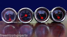 Oliver / White Oil,Temp,Fuel,Ampere Gauge Set-1550,1650,1850,1555,1655,2-65,2-78