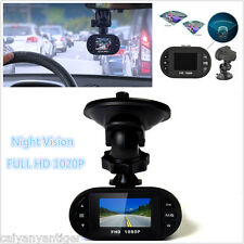 HD 1080P Car SUV DVR Video Camera Recorder Dash Cam G-sensor IR Night Vision
