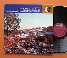 ECS 582 Sibelius Symphony no. 2 Anthony Collins London Symphony NM/EX Decca