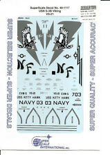 Superscale Decal 48-1117 USN S-3B Viking
