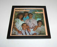 All This Love Night DEBARGE Signed Autographed FRAMED LP Record Album COA