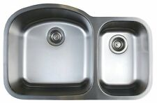 Blanco 441022 Stellar 1.6 Double Bowl Stainless Steel Kitchen Sink. FAC SEALED!