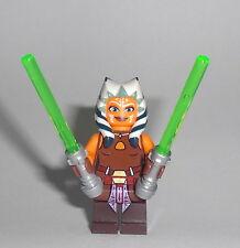 LEGO Star Wars - Ahsoka Tano - Figur Minifig Jedi Umbaran Coruscant 75046 75013