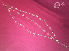 Vintage Vendome Aurora Borealis Crystal Necklace