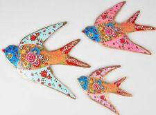 Animals & Bugs Floral Wall Hangings