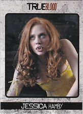 TRUE BLOOD ARCHIVES P1 GENERAL DISTRIBUTION PROMO CARD JESSICA HAMBY
