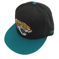 Jacksonville Jaguars, New Era, 9 Fifty, Snapback Hat, Size Medium- Large