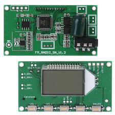 DSP & PLL Digital Wireless Microphone Stereo Audio FM Receiver Module 87-108MH