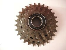 SHIMANO 5 SPEED FREEWHEEL - 14 TO 28 TOOTH - MADE IN SINGAPORE 1992 - MF-Z012 .