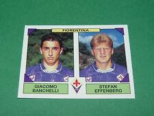 460 EFFENBERG FIORENTINA PANINI FOOTBALL CALCIATORI 1993-1994 CALCIO ITALIA