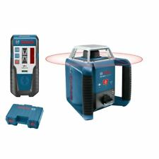 BOSCH Rotationslaser GRL 400 H    mit Laser-Empfänger LR 1