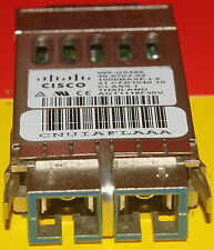 Genuine Cisco WS-G5486 LX 1310mm 1000BASE-LX/LH LONG WAVE GBIC 6xAvailable