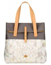 Oilily Borsa A Tracolla Kinetic Tote Oyster White