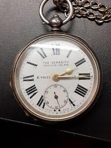 The Veracity Masters Ltd Rye Silver Pocket watch