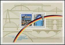 Alemania 1990 Sg #ms 2332 Muro de Berlín Mnh m/s #d 325