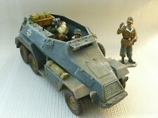 King & Country BASTOGNE BBG039 Bataille de Bulge Commando car Sd.Kfz.247