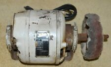 Vintage Gm Packard Electric Motor Model S7450 1/10 Hp Made In Usa