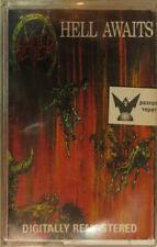 Slayer - Hell Awaits cassette tape