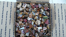 26 Pound's of Mixed Agate, Jasper, and other Tumbling Rough - Lapidary, Jewelry