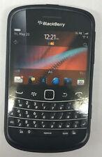 Étuis, housses et coques noirs BlackBerry Bold 9900 pour téléphone mobile et assistant personnel (PDA)