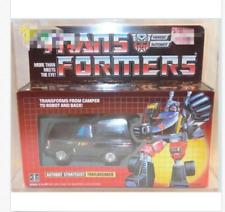 NEW!TRANSFORMERS G1 ReissueTrailbreaker AUTOBOT Gift Kids Toy Action in stock!