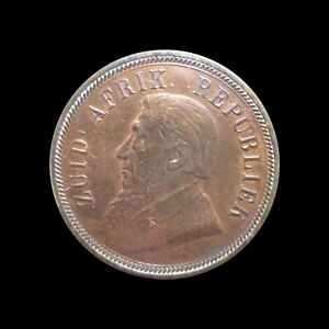 SOUTH AFRICA PENNY 1898 KM 2 #245#