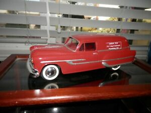 1953 PONTIAC NOSTALGIA RD.SEDAN DELIVERY