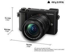 Panasonic Lumix DC-GX9M Camera With 12-60mm Lens - New In Box