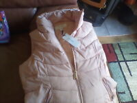 NWT  M Womens CALVIN KLEIN quilted puffer vest