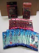 Cardfight!! Vanguard Resonance Thunder Dragon Assemble Dark Knight + 28 Packs