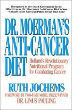 NEW - Dr. Moerman's Anti-Cancer by Jochems, Ruth