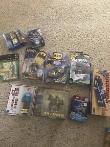 Batman action figures lot figures and more. Loose
