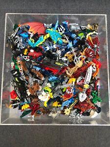 Lego Bionicle Job Lot - WYSIWYG nearly 2kg