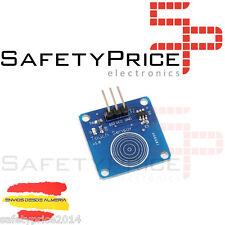 Module TTP223B capteur capacitif digital tactile Tactile interrupteur arduino