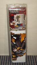 RoomMates TRANSFORMERS BUMBLEBEE Revenge of the Fallen Peel Stick LARGE Applique