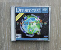 Planet Ring Sega Dreamcast. Good condition.  Retro Game