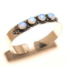 Fire opal Silver Plated Bangel Bracelet Cuff Jewellery