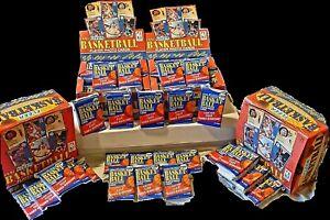 1991 Fleer Basketball Jumbo Packs 💥FREE SHIPPING💥53 card packs💥Michael Jordan