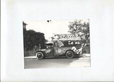 N°9617 / LATIL :   retirage photo camion publicitaire PATHE tour de France