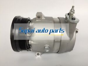 New A/C Compressor For Chevrolet/Daewoo Aveo T250 07-11 1.4