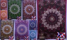 dian Stern Hippie-wandmontage Psychedelisch Mandala Wandbehang Doppel Überwurf