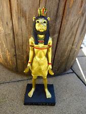 Göttin Sekhmet Ägyptische Löwengöttin Ägypten Dekoration Sammler Geschenk