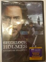 Sherlock Holmes: A Game of Shadows (DVD, 2012)