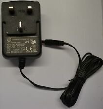 NEW LEI Power Supply Adapter 9V 1000mA / 1A AC Output Dimension 5.5mm x 2.1mm