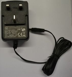 LEI ITE Power SUpply A41090100-B2 Input 230V 50Hz 90mA Output 9V 1000mA