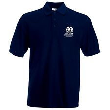 One Team One Dream Scotland Six Nations 2019 Mens Rugby Polo