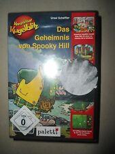 XXXX Kommissar Kugelblitz , Das Geheimnis von Spooky Hill  CD - ROM , NEU AKTION