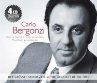 GREATEST OF HIS TIME - BERGONZI,CARLO MEISTERWERKE DER KLASSIK 4 CD NEU