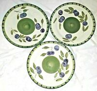 Tabletops Unlimited Olive Garden Hand Painted Collection 3 Bread And Butter...